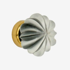 Clear Glass Cupboard Knobs