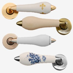 Chamonix Range Lever Handle