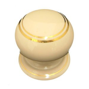 Cream Goldline