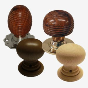 Wooden Door Knobs