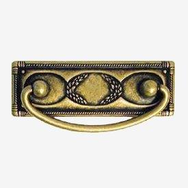 Antique Brass Handles & Knobs